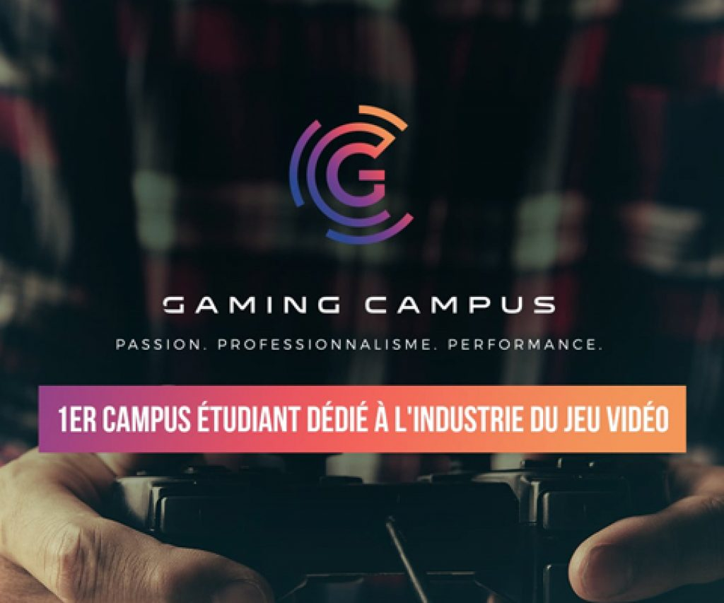 Gaming Campus – Teaser Promotionnel
