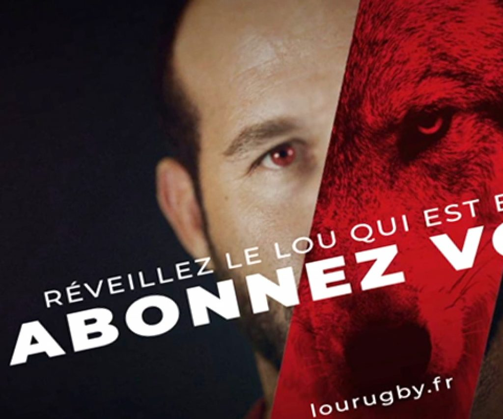 Lou Rugby – Campagne d'abonnement